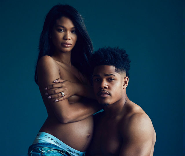 CHANEL IMAN AND HUSBAND ARE EXPECTING A CHILD