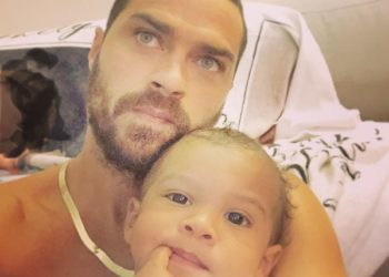 DADDY AND ME: JESSE WILLIAMS, MEEK MILL AND MORE SPEND QUALITY TIME WITH THEIR KIDS