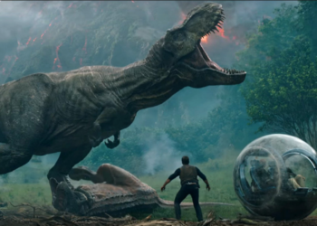 """JURASSIC WORLD: FALLEN KINGDOM"" SET TO KICK-OFF SUMMER WITH A ROAR"