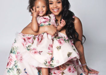 PHOTOS: MASIKA KALYSHA AND HER DAUGHTER DID A MOTHER'S DAY PHOTO SHOOT