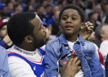 MEEK MILL VOWS TO NEVER LEAVE HIS SON AGAIN AFTER THE YOUNGSTER WAS SUSPENDED FROM SCHOOL