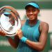 14-YEAR-OLD FLORIDA NATIVE CORI 'COCO' GAUFF IS  THE YOUNGEST JUNIOR GRAND SLAM CHAMP SINCE 1994