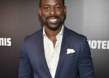 HERE'S WHY STERLING K. BROWN'S SON ENCOURAGES PROFANITY