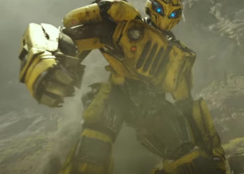 'BUMBLEBEE' COMES TO THEATERS THIS CHRISTMAS