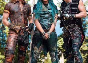 "ISLE OF THE LOST VILLAINS IN ""DESCENDANTS 3"" GET NEW MAKEOVER"