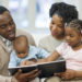 STUDIES SHOW READING AND PARENT PLAYTIME ARE FUNDAMENTAL TO EARLY CHILDHOOD DEVELOPMENT
