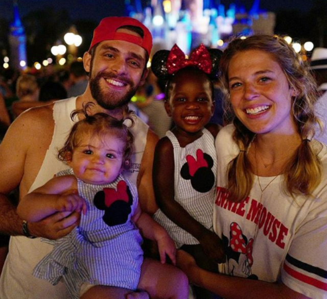 THOMAS RHETT AND THE FAMILY ENJOY MAGICAL DAYS AND NIGHTS AT DISNEY WORLD