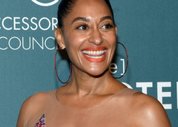 TRACEE ELLIS ROSS WANTS PEOPLE TO 'GET OUT' OF HER WOMB