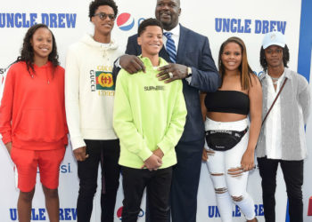 THE STARS COME OUT FOR THE NEW YORK CITY PREMIERE OF 'UNCLE DREW'