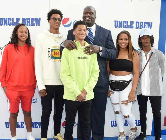 SHAQ'S KIDS: 5 OF YOUR BURNING QUESTIONS ANSWERED