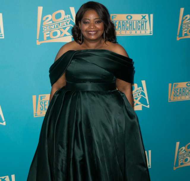 OCTAVIA SPENCER: 'MY EGGS ARE EXPIRING ON THE SHELF'