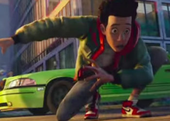 WE'RE GOING TO ANOTHER WORLD! 'SPIDER-MAN: INTO THE SPIDER-VERSE' HITS THEATERS ON CHRISTMAS DAY
