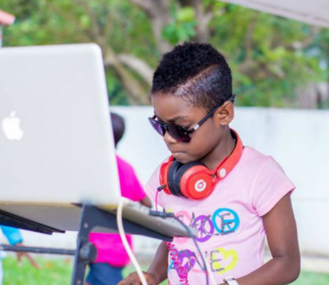THIS 10-YEAR-OLD GHANAIAN DJ IS MAKING HISTORY