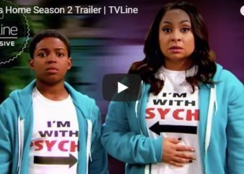 RAVEN'S HOME SEASON 2 TRAILER IS ALL ABOUT MOTHER/SON PSYCHIC BONDING
