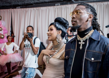 SEE PHOTOS FROM CARDI AND OFFSET'S 'BRONX FAIRY-TALE' BABY SHOWER