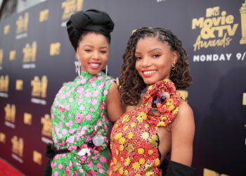 YARA SHAHIDI, STORM REID AND MORE ATTEND THE 2018 MTV MOVIE TV AWARDS