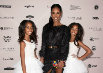KIM PORTER, LELA ROCHON AND MORE ATTEND LADYLIKE FOUNDATION'S LUNCHEON