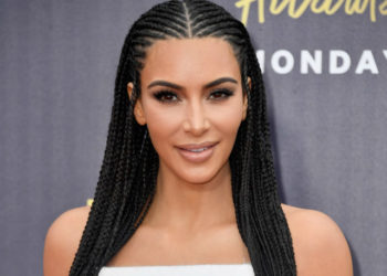 NORTH WEST IS THE REASON FOR KIM KARDASHIAN'S FULANI BRAIDS AT THE 2018 MTV AWARDS