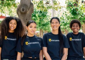KIMORA LEE SIMMONS AND HER KIDS PARTNERS WITH 'THE UNMENTIONABLES' CHARITY