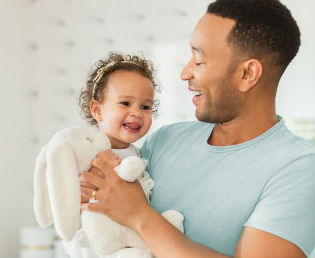 JOHN LEGEND AND PAMPERS CELEBRATE DADS WITH 'STINKY BOOTY' SONG