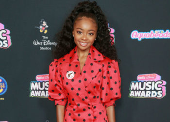 SKAI JACKSON, ISSAC BROWN AND MORE ATTEND 2018 RADIO DISNEY MUSIC AWARDS AND THE RED CARPET FASHION IS HOT!