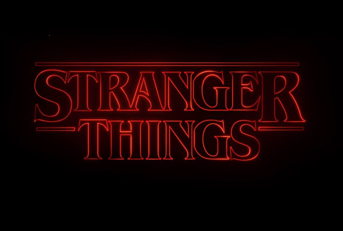 """STRANGER THINGS"" BOOK SERIES TO DEBUT THIS FALL!"