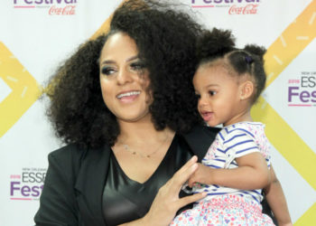 MARSHA AMBROSIUS AND HER DAUGHTER STEAL THE SHOW AT THE ESSENCE FESTIVAL