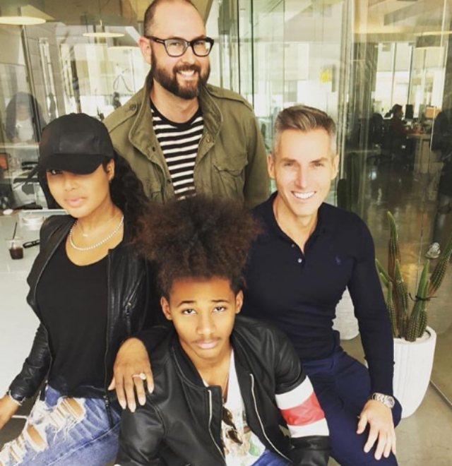 TONI BRAXTON'S SON SIGNS WITH WILHELMINA MODELING AGENCY