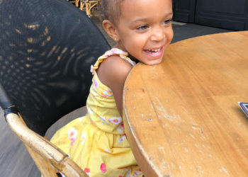 CADENCE BRIDGES IS LIVING HER BEST LIFE IN GABON WITH MOM EUDOXIE