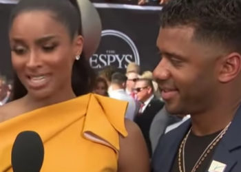 LEVEL UP! CIARA AND RUSSELL WILSON'S DAUGHTER DOES THE DANCE, TOO!