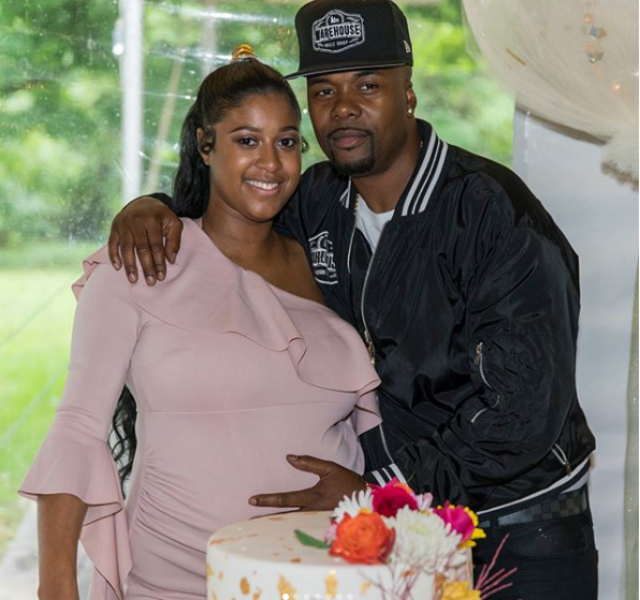 MEMPHIS BLEEK AND WIFE WELCOME DAUGHTER