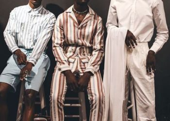 19-YEAR-OLD NIGERIAN DESIGNER IS YOUNGEST TO SHOW AT NYFW: MEN'S