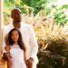 TYRESE GIBSON, WIFE, AND DAUGHTER POSE IN MATERNITY PHOTO SHOOT