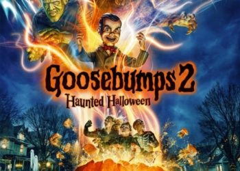 """GOOSEBUMPS 2: HAUNTED HALLOWEEN"" TRAILER IS OFFICIALLY HERE!"
