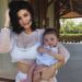NATURAL MOM! KYLIE JENNER GETS RID OF LIP FILLERS, HAPPY STOMI HAS HER DADDY'S LIPS