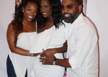 GENDER REVEAL! SHAMEA MORTON AND HUSBAND EXPECTING A GIRL