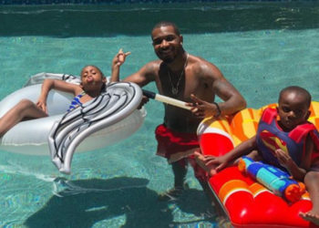 STEVIE J HAS STARTED A FUND WHERE A PORTION OF HIS MONEY GOES TOWARDS TAKING CARE OF HIS KIDS