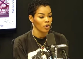 TEYANA TAYLOR HAS HER DAUGHTER IN THE STUDIO WHILE SHE TALKS ABOUT HER NEW ALBUM AND MORE