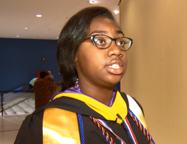 12-YEAR-OLD GRADUATES FROM EXCELSIOR COLLEGE WITH SECOND DEGREE