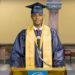 FIRST BLACK VALEDICTORIAN DENIED GRADUATION SPEECH, SPEAKS AT CITY HALL INSTEAD