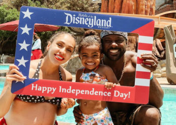 HERE'S HOW YOUR FAVORITE CELEBS COMMEMORATED THE FOURTH OF JULY