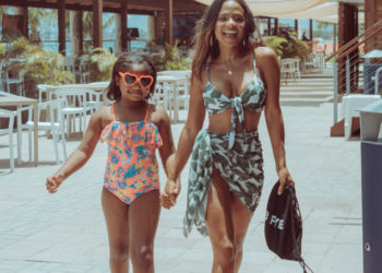 CHRISTINA MILIAN IS LIVING IT UP WITH HER MOM AND DAUGHTER IN PUERTO RICO