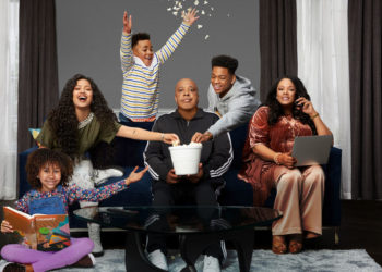 "REV. RUN AND WIFE JUSTINE STAR IN A NEW NETFLIX AUTOBIOGRAPHY, ""ALL ABOUT THE WASHINGTONS"""