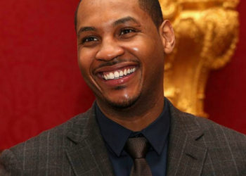 CARMELO ANTHONY'S ALLEGED DAUGHTER TURNS ONE