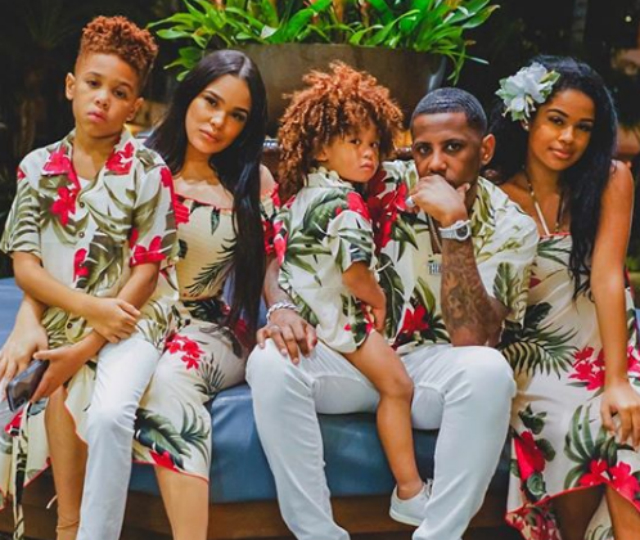 Fabolous And The Family Vacation In Hawaii