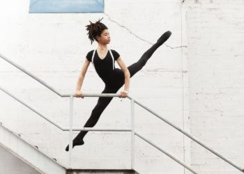 BALLET PRODIGY HOBBS WATERS MAKES IT LOOK EASY BY TRAINING TEN HOURS A DAY
