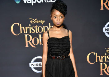 "STARS TURN OUT IN FULL FOR THE ""CHRISTOPHER ROBIN"" PREMIERE"