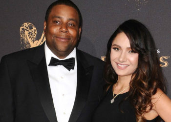 KENAN THOMPSON AND WIFE WELCOME SECOND CHILD
