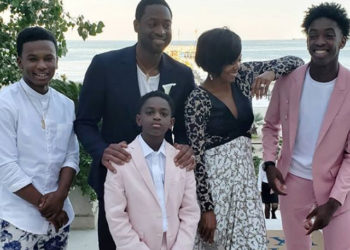 DWYANE WADE DOTES ON GABRIELLE UNION FOR BEING 'A STAR IN HER MOST IMPORTANT ROLE'