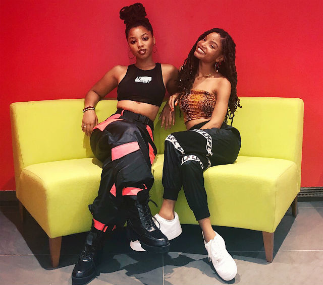 CHLOE X HALLE STOP BY THE BREAKFAST CLUB